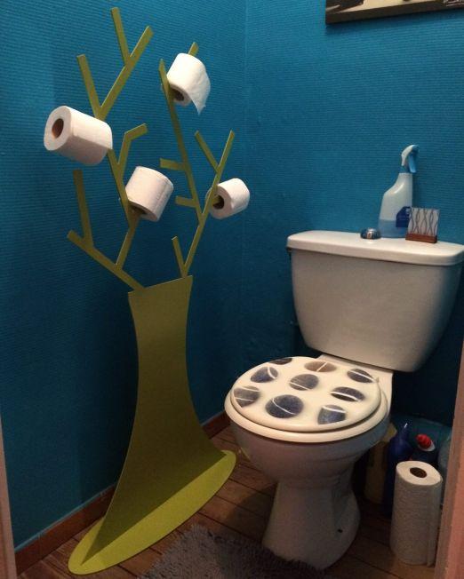 Arbre à papier toilettes