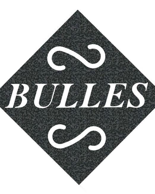 Dessous de bouteille BULLES