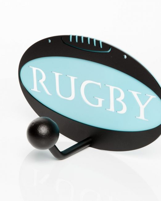 Porte manteaux mural RUGBY