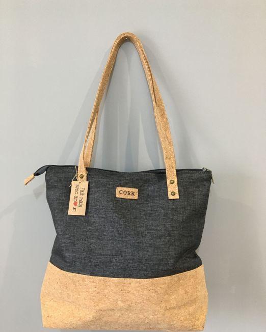 SAC FEMME NOIR BAG-623-A