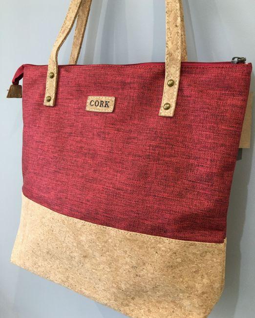 SAC FEMME ROUGE BAG-623-A 2